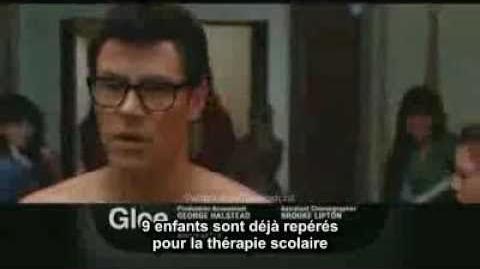 Promo Glee 2x05 Vostfr