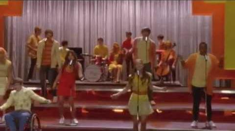 Glee- For Once In My Life (Full Performance) (Official Music Video) HD
