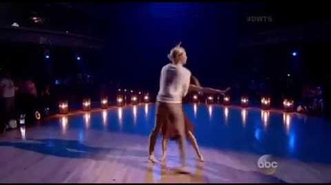 "Riker Lynch & Allison Holker ""Contemporary"" Dancing with the Stars Season 20 Semifinals"