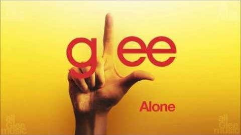 Alone Glee HD FULL STUDIO