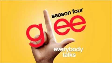 Everybody Talks - Glee HD Full Studio
