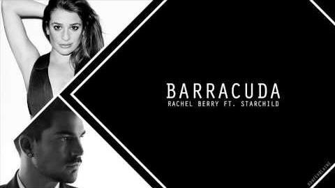 Glee - BARRACUDA - Lyric Video-0