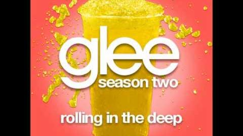 Glee - Rolling In the Deep (DOWNLOAD MP3 LYRICS)