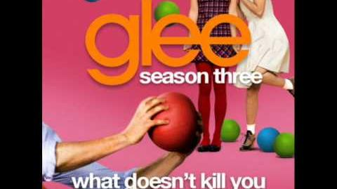 Glee - What Doesn't Kill You (Stronger) Better Acapella
