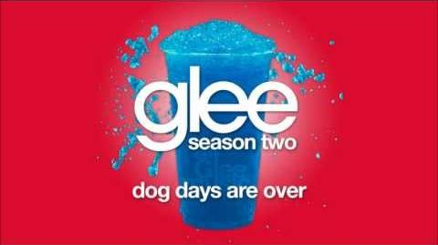 Dog Days Are Over Glee HD FULL STUDIO