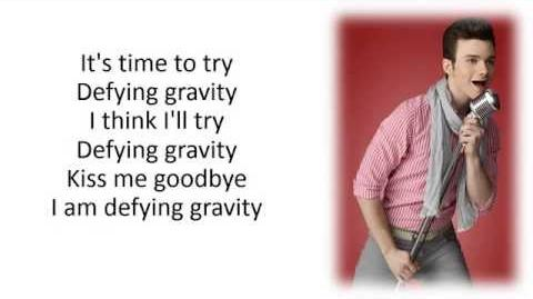 Glee - Defying Gravity (Kurt Solo Version) Season 5 Version