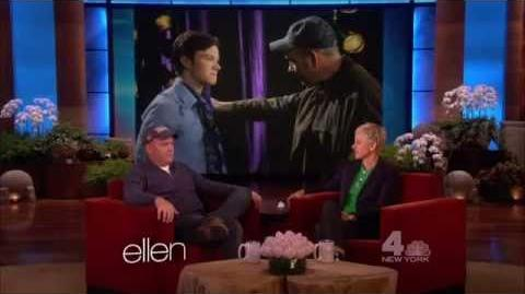 Mike O'Malley on The Ellen DeGeneres Show (May 27th, 2013)