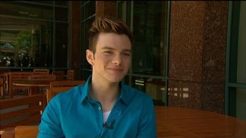 """Glee"" Star Chris Colfer Pens Bestseller"