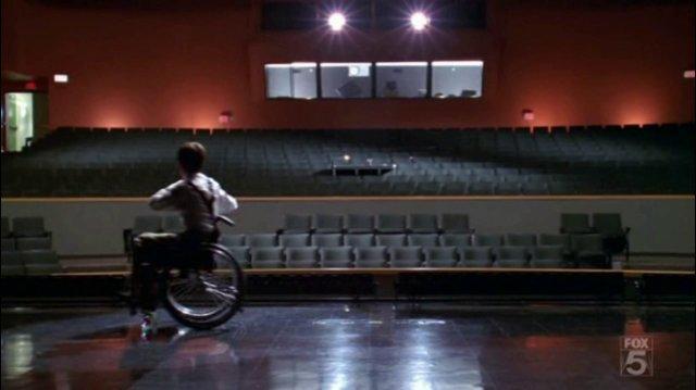 Dancing With Myself - Glee-0