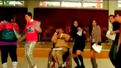 Glee - Gold Digger (Full Performance) (Official Music Video)