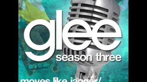 Glee - Moves Like Jagger (Acapella)