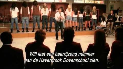 Glee - Wind - Aflevering 11