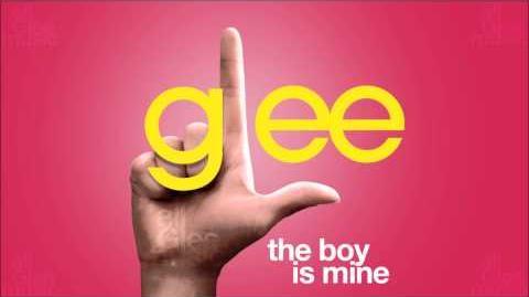 The Boy Is Mine Glee HD FULL STUDIO