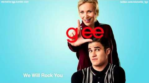 We Will Rock You (Glee Cast Version) HQ Full Studio-1