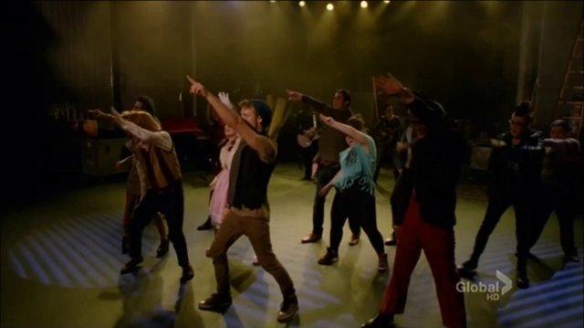 Glee - Baby got back