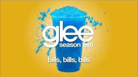 Bills, Bills, Bills Glee HD FULL STUDIO
