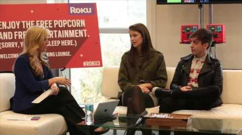 Exclusive SxSW interview with GLEE's Kevin McHale and Melissa Benoist (Part 2)
