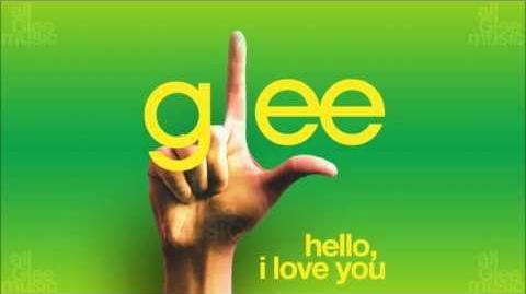 Hello, I Love You Glee HD FULL STUDIO