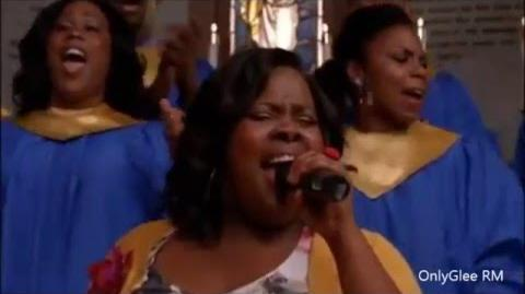 "GLEE ""Bridge over Troubled Water"" (Full Performance) From ""Grilled Cheesus"""