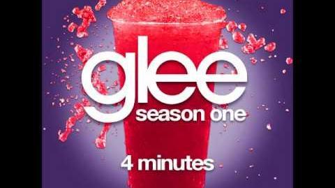 Glee - 4 Minutes (DOWNLOAD MP3 LYRICS)