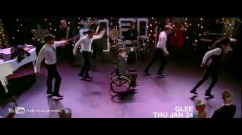 Glee - 4x11 4x12 4x13 Promo 3 Sadie Hawkins Naked Diva