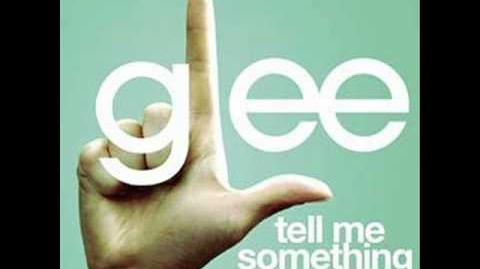 Tell Me Something Good - Glee Cast