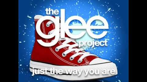 The Glee Project - Just The Way You Are (LYRICS)