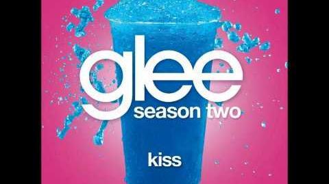 Kiss (Glee Cast Version)