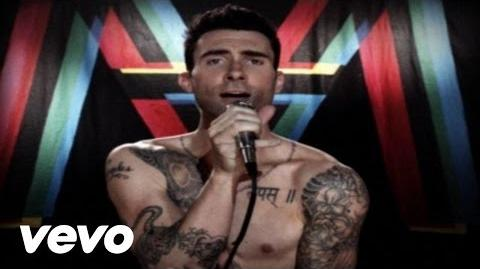 Maroon 5 - Moves Like Jagger ft