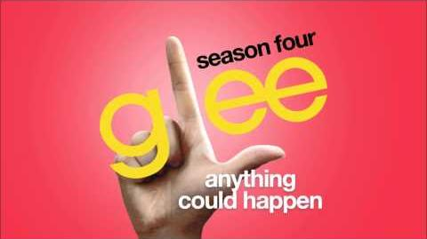 Anything Could Happen Glee HD FULL STUDIO