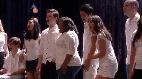Glee- One Of Us (Full Perfomance) (Official Music Video) HD