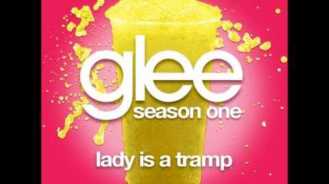 Glee - Lady Is A Tramp (DOWNLOAD MP3 LYRICS)
