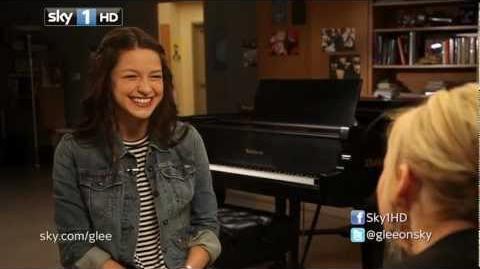 I Heart Glee - Melissa Benoist Interview
