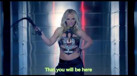 Baby one more time Lea Michele and Britney Spears version Mashup