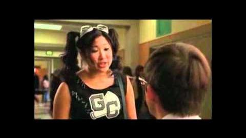 Glee Wind Special Education 2x9