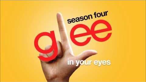In Your Eyes Glee HD FULL STUDIO