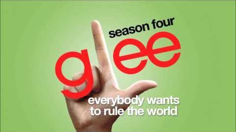 Everybody Wants To Rule The World Glee HD FULL STUDIO