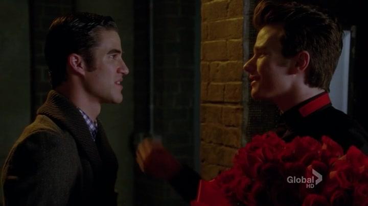 Glee Kurt And Blaine Hook Up