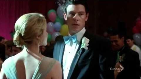 Glee 2x20 I'm Not Gonna Teach Your Boyfriend How To Dance With You