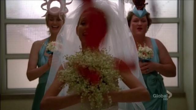 Wedding Bell Blues - Glee