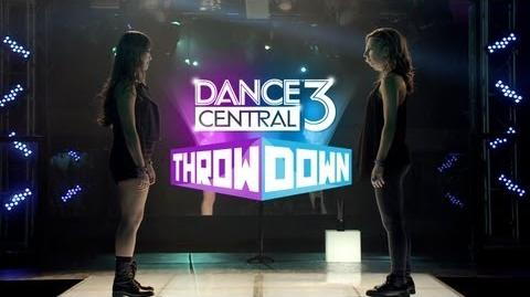 Xbox Dance Central 3 Throwdown Jenna Ushkowitz and Vanessa Lengies Dance-Off