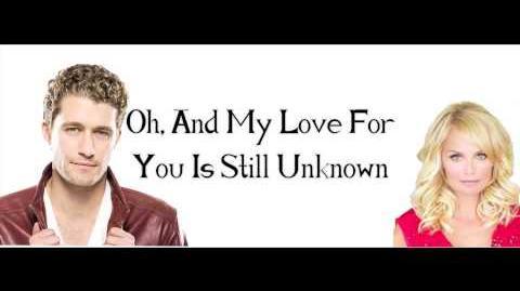 Alone - Glee Cast (Lyrics)-0