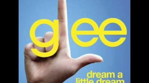 Dream a Little Dream - Glee Artie Kevin McHale - 1x19 Dream On