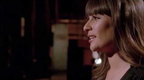 Full HD Performance of '' Don't Stop Believing '' Rachel's audition - Glee