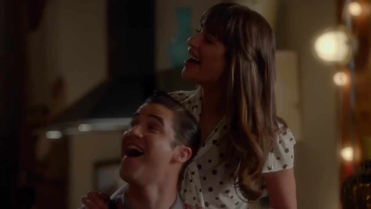 Rachel Will Glee On And Hookup Sam