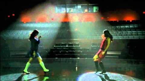 "GLEE - Full Performance of ""Flashdance.."