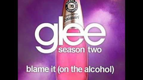 Glee - Blame It On The Alcohol (Acapella)
