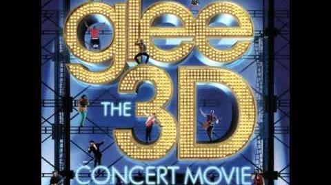 Glee Cast - Forget You (The 3D Concert Movie 2011)