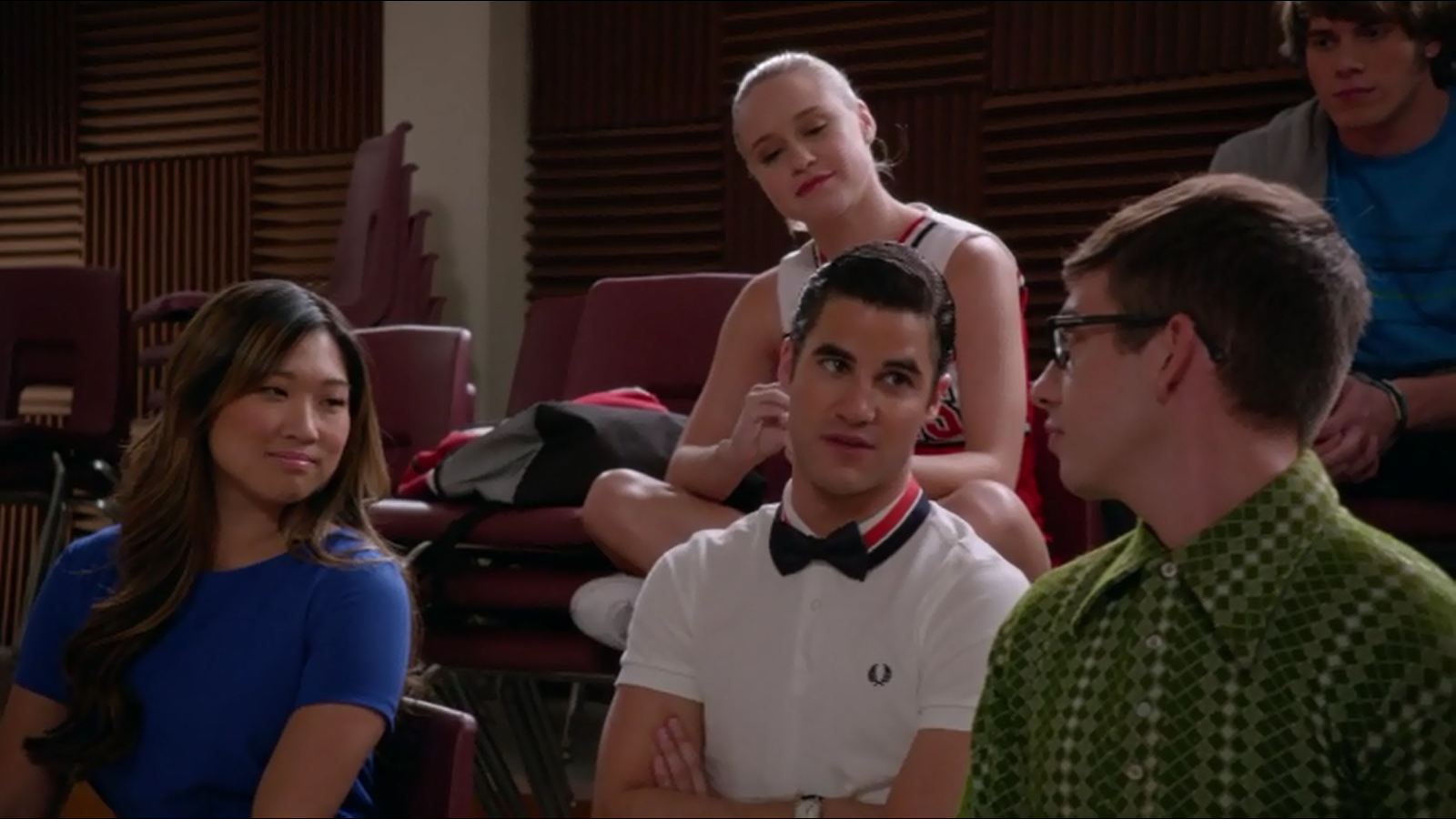 Glee artie and tina dating sim