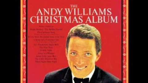 Andy Williams - Mary's Little Boy Child